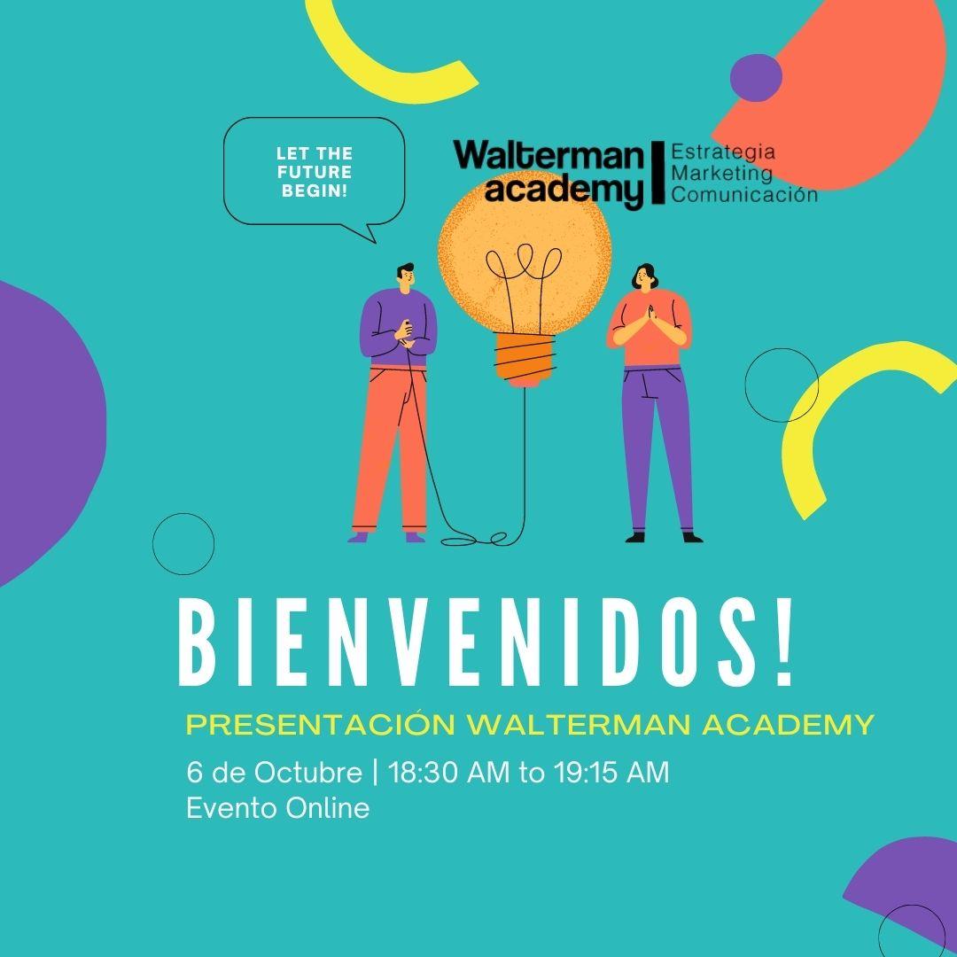 presentació Walterman Academy